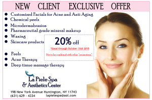 new client spa flyer