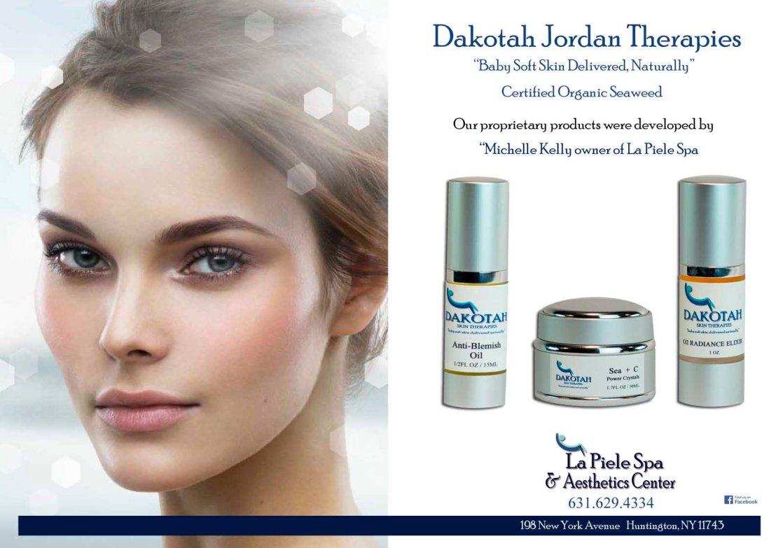 Dakotah Jordan ad